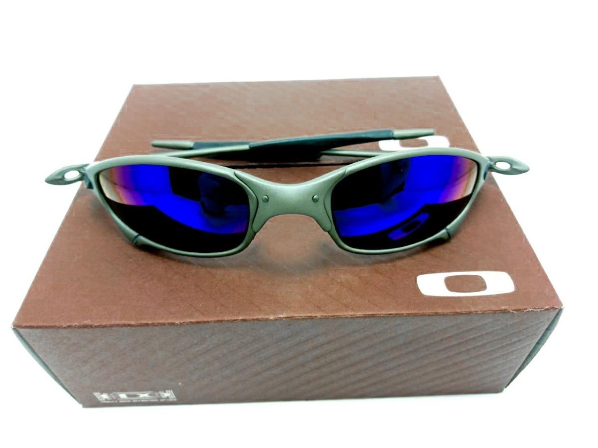 273c22e4a6680 Óculos Oakley Squared Double X 24k Juliet Romeo 1 E Romeo - R  129 ...