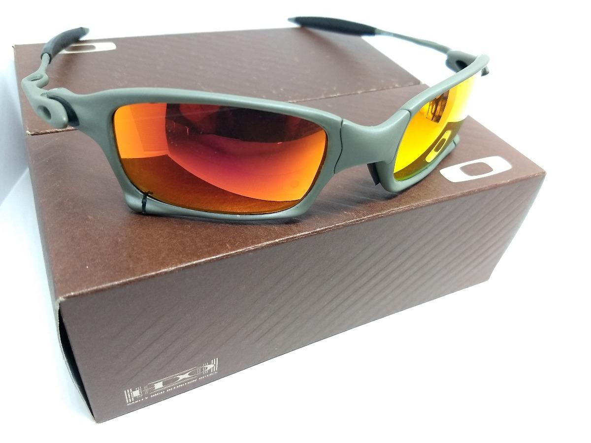 b64cece661429 Óculos Oakley Juliet Penny Double Xx 24k Romeo1 2 Squared - R  120,00