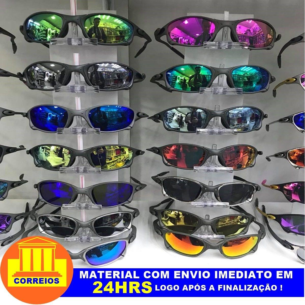 Óculos Oakley Dolble Xx Liquid Metal Juliet Penny Romeu 1 2 - R  120 ... 1d35c5e6b6