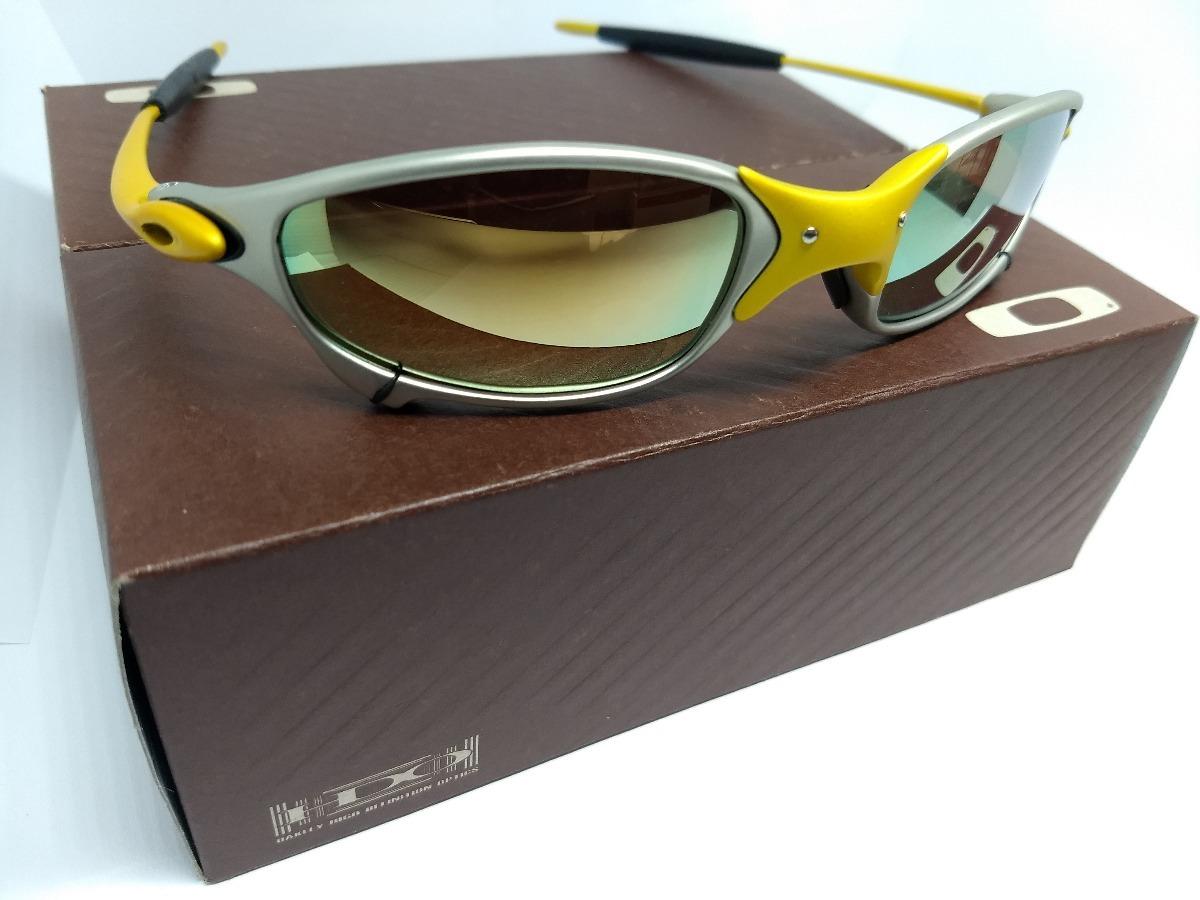 b51a2e3d1ec25 óculos oakley juliet penny double xx 24k gold. Carregando zoom... óculos  oakley juliet. Carregando zoom.