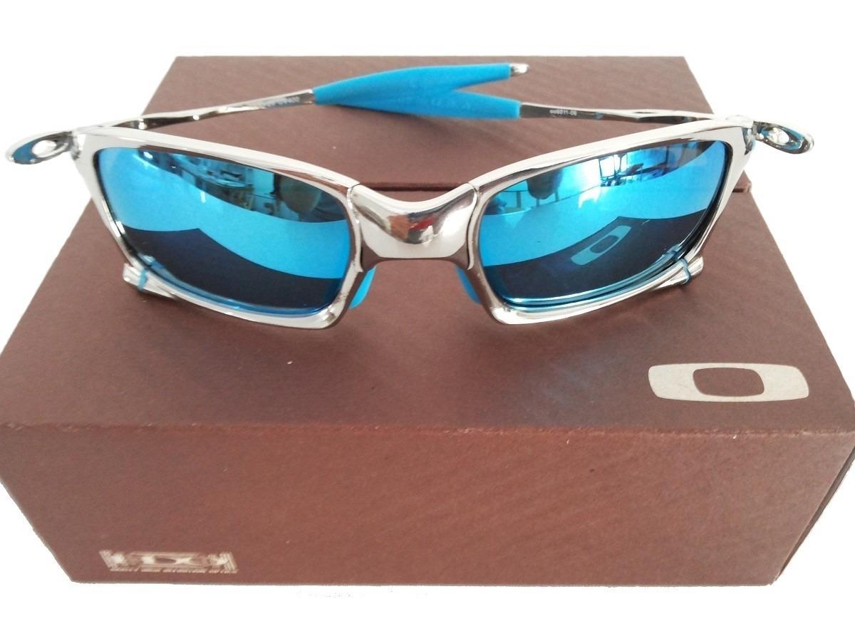 Oculos Oakley Juliet 24k Romeu X Squared Metal Penny Icethug - R ... 1e2e85c262