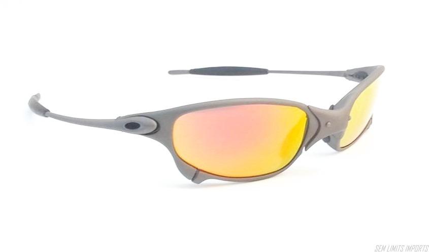 Oculos Oakley Juliet X Metal Original Frete Gratis Barato - R  1.250 ... c6cafbd355