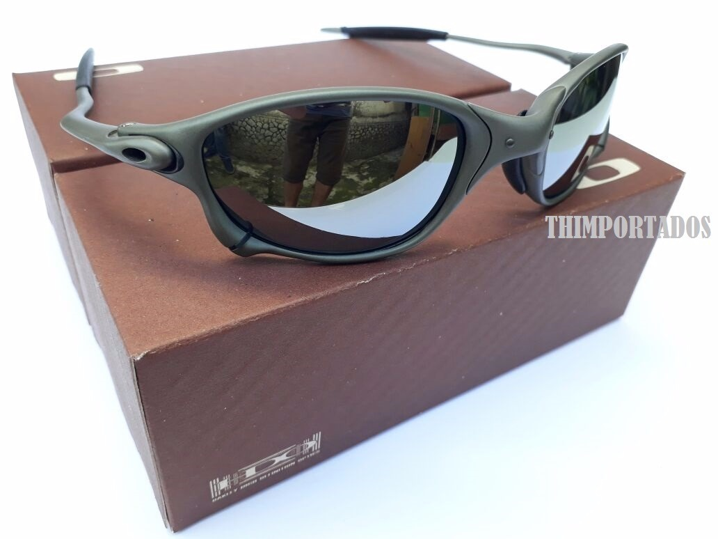 Óculos Oakley Double Xx Juliet 24k + 2 Pares De Lente Extra - R  179 ... 3065e11b11