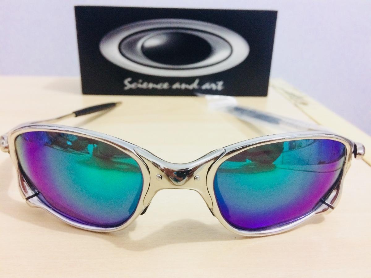 óculos oakley juliet romeo verde roxa imperdível. Carregando zoom... óculos  oakley juliet. Carregando zoom. 7bc5e6b725