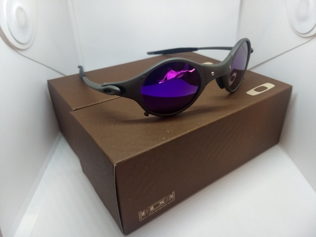 óculos oakley juliet mars xmetal lente violeta roxa promoção. Carregando  zoom... óculos oakley juliet. Carregando zoom. fcc868d896