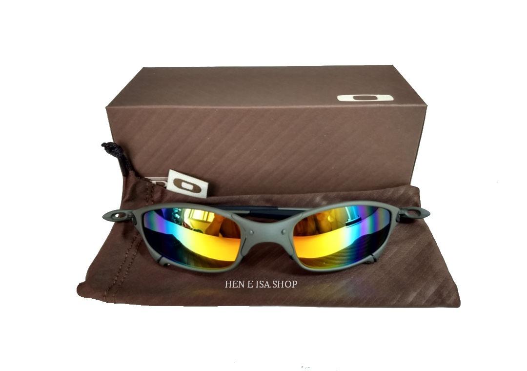 6c8ad3be9d7c6 oculos oakley juliet arco-íris + certificado+teste+chaves. Carregando  zoom... oculos oakley juliet. Carregando zoom.
