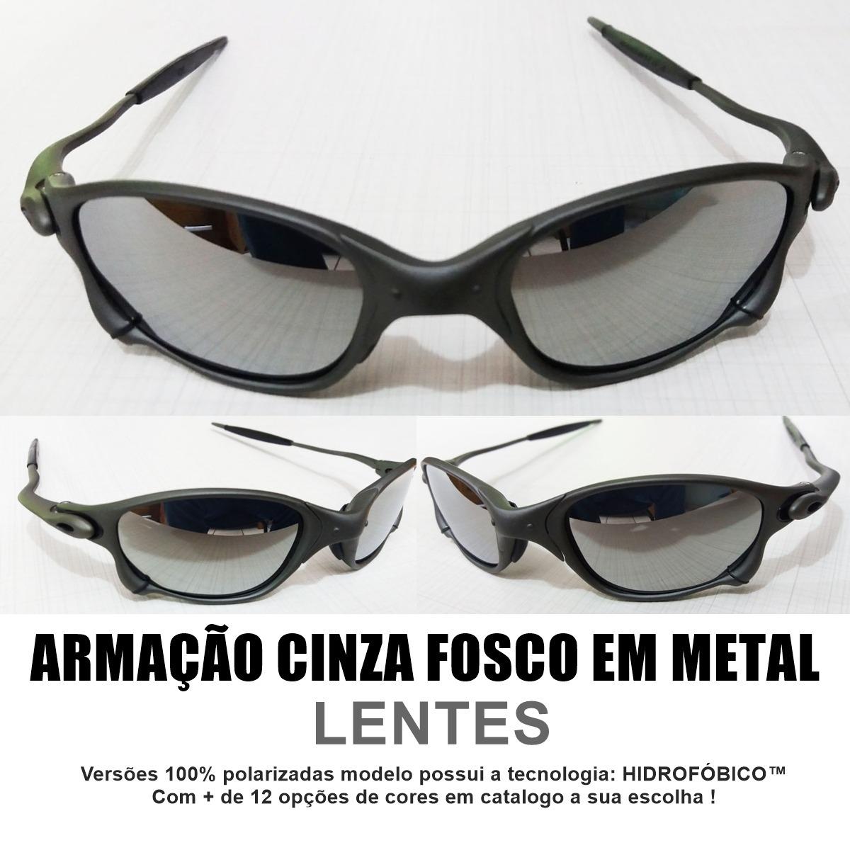284b149608806 Óculos Oakley Dolble Xx Liquid Metal Juliet Penny Romeu 1 2 - R  120 ...