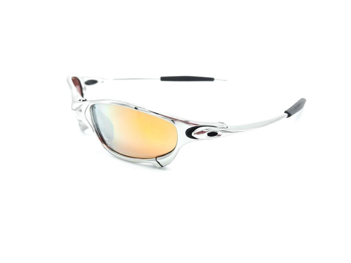 fd0ca991742fa Carregando zoom... oakley juliet óculos. Carregando zoom... óculos oakley  double x 24k juliet squared romeo 1 e romeo