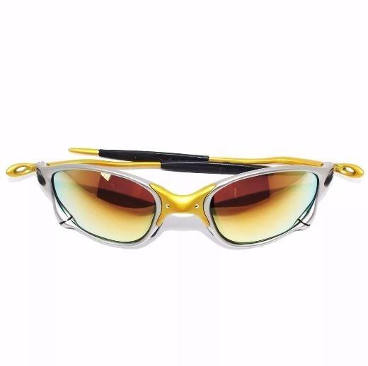 1a683c5a52085 Óculos Oakley Juliet Doble 24k Gold Mega Promocao Limitada - R  80 ...