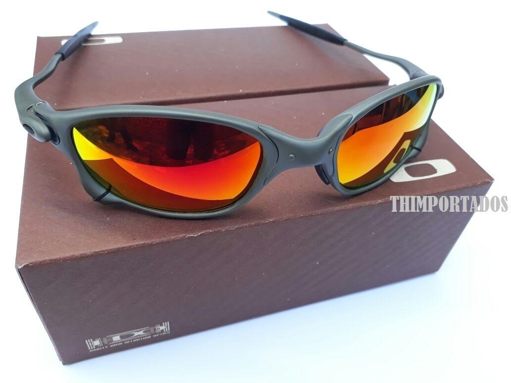 Óculos Oakley Double Xx Juliet Squared 24k Masculino - R  149,90 em Mercado  Livre 2ad1f8d32d