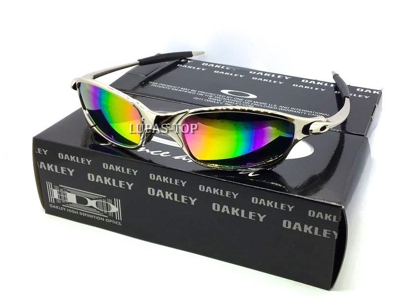 255da16de óculos oakley juliet arco íris penny xmetal double romeo1 2. Carregando zoom .