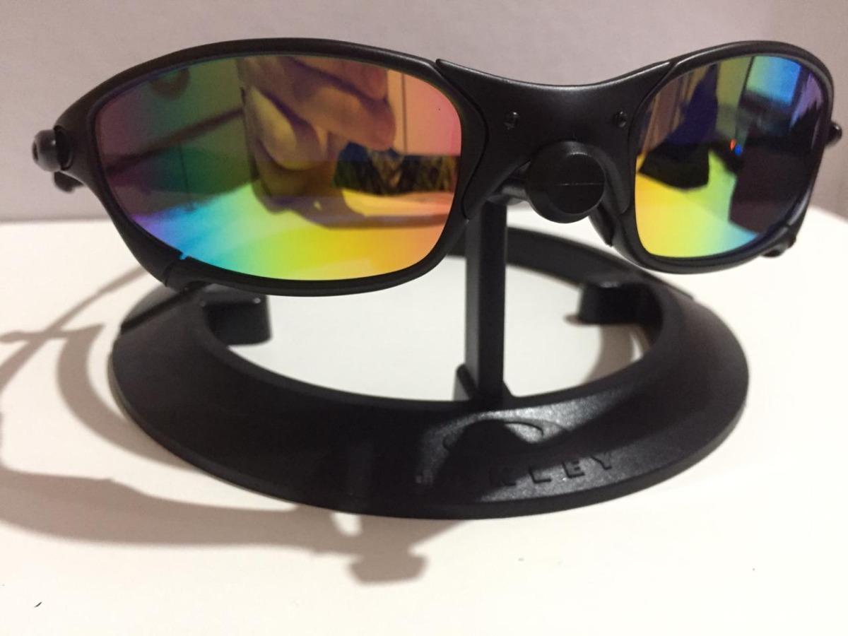 cd6011cca8986 Óculos Oakley Juliet Black - Arco Íris Brilho Reto - R  175,00 em ...