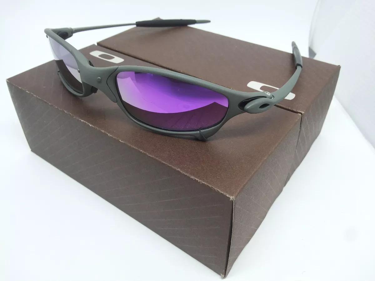 f7056f728 óculos oakley juliet double x penny 24k romeo 2 mars ruby. Carregando zoom.