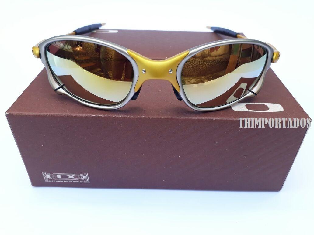 adea23517fe27 óculos oakley juliet double xx 24k squared romeo1 2 penny. Carregando zoom.