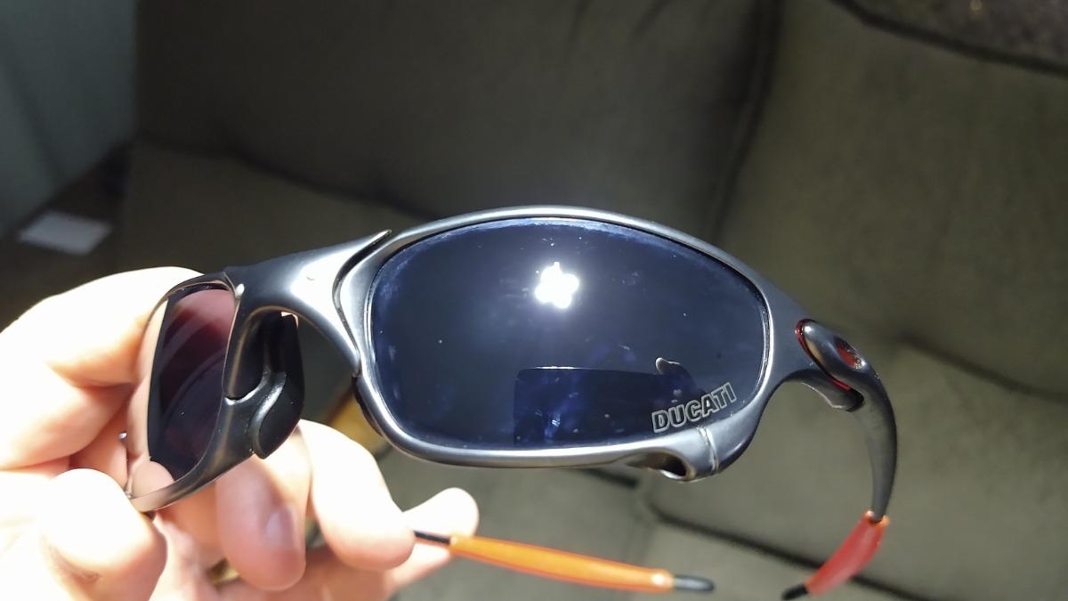 359078bfbb óculos oakley juliet ducati praticamente zero 100% original. Carregando zoom .