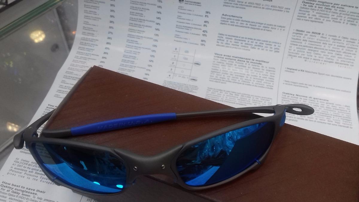 939971eb9d oculos oakley juliet lentes 100% polarizado!!! Carregando zoom.