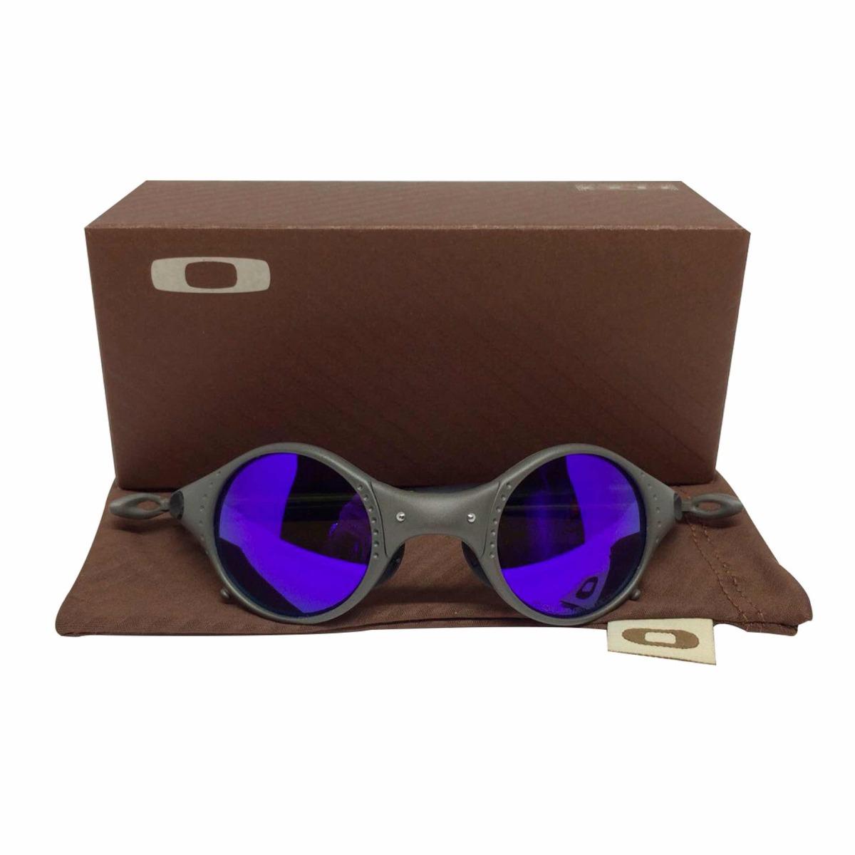 Oculos Oakley Juliet Mars Lente Roxa Polarizadas - R  145,00 em ... cd76524629