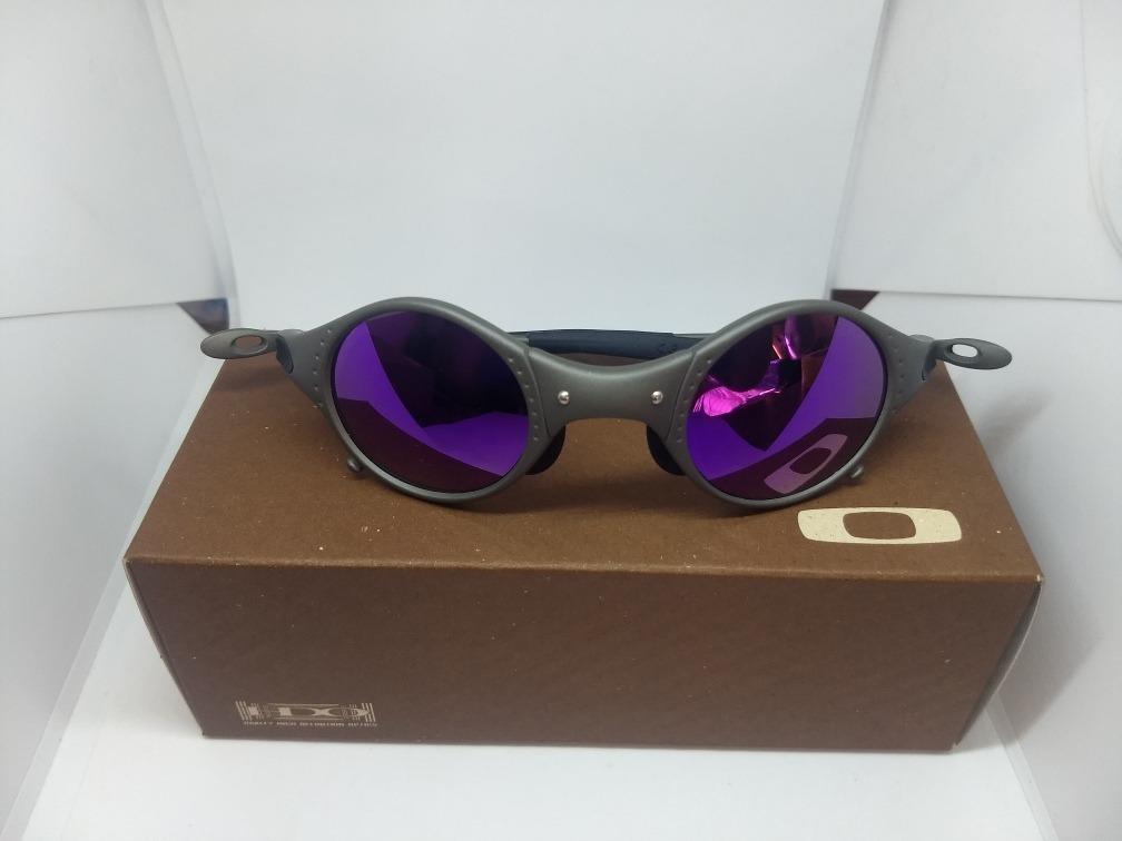 óculos oakley juliet mars xmetal lente violeta roxa promoção. Carregando  zoom. e2169a3902