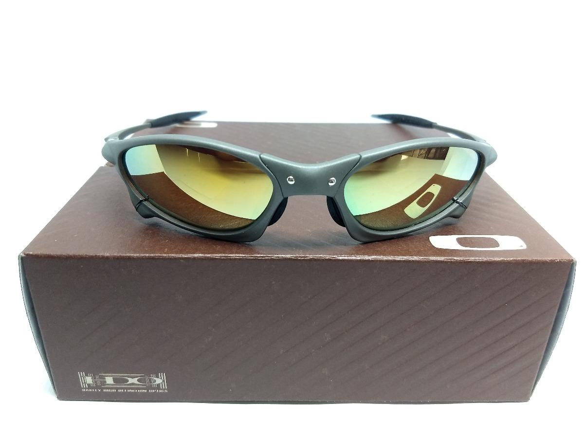 e817e9a8958b0 óculos oakley juliet penny 24k double xx squared madman go. Carregando zoom.
