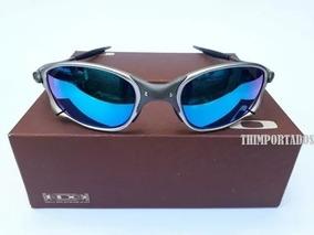 b0d9dfb2f Oculos Oakley Lente Vermelha De Sol - Óculos no Mercado Livre Brasil