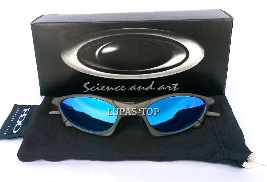 óculos oakley juliet penny xmetal lente ice thug azul bebe. Carregando zoom. fc4556ff1e