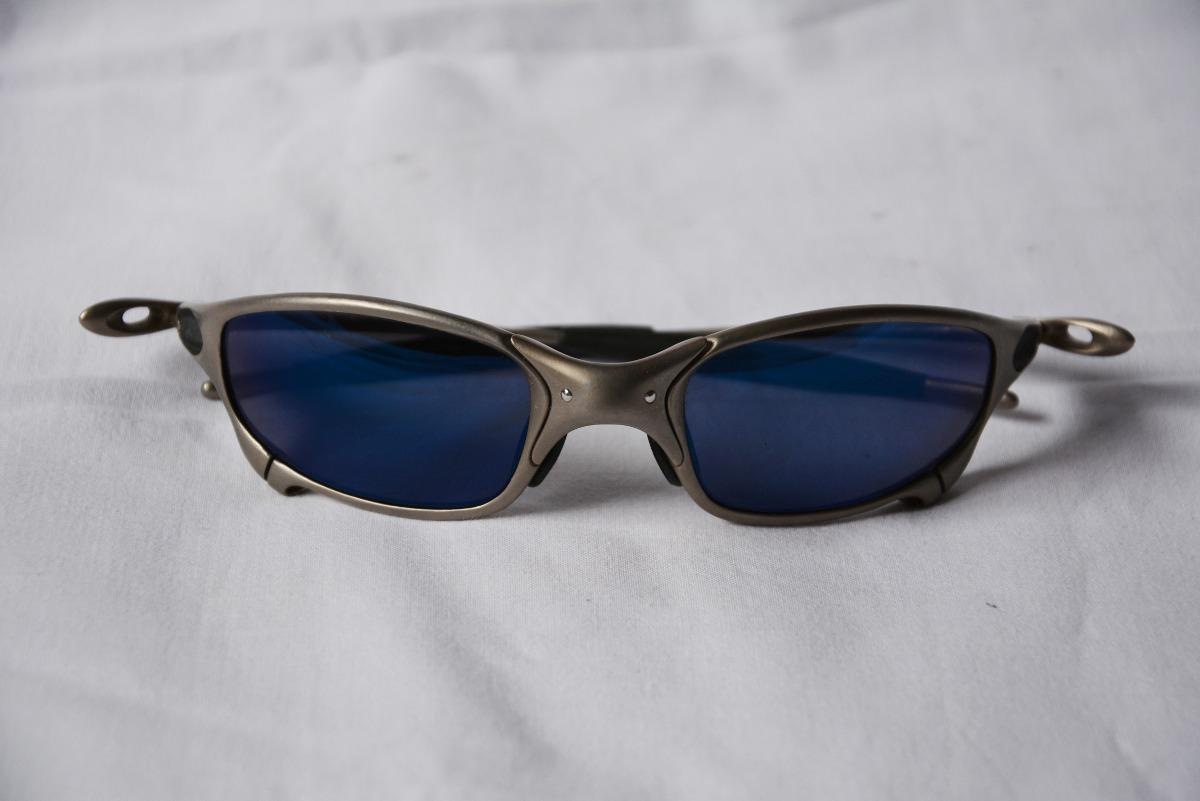 Óculos Oakley Juliet Plasma Ice Original - R  1.000,00 em Mercado Livre 4b69af8839