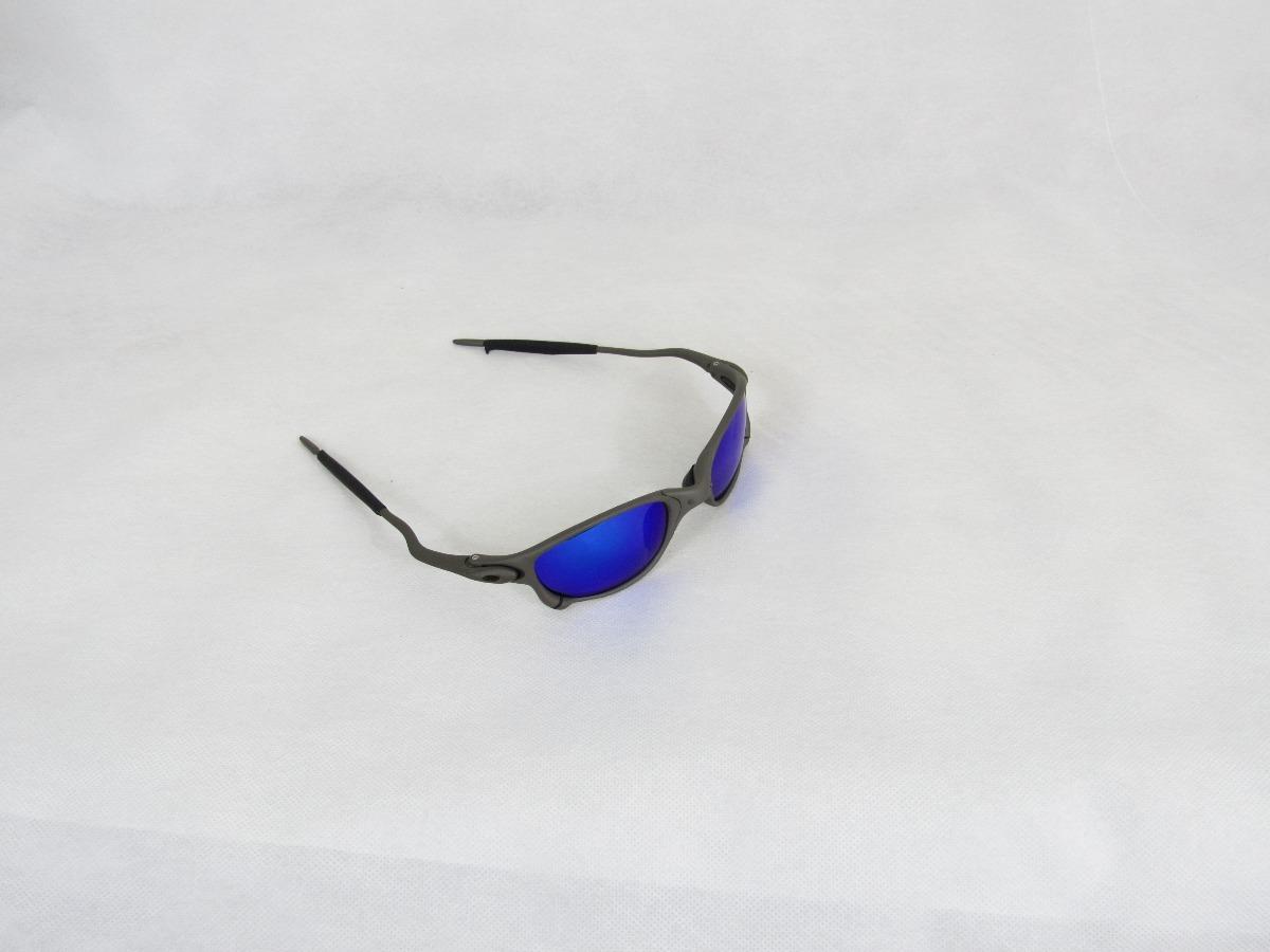 8089d1f96bd3f Óculos Oakley Juliet- Polarizado  Armação De Metal - R  120,90 em ...
