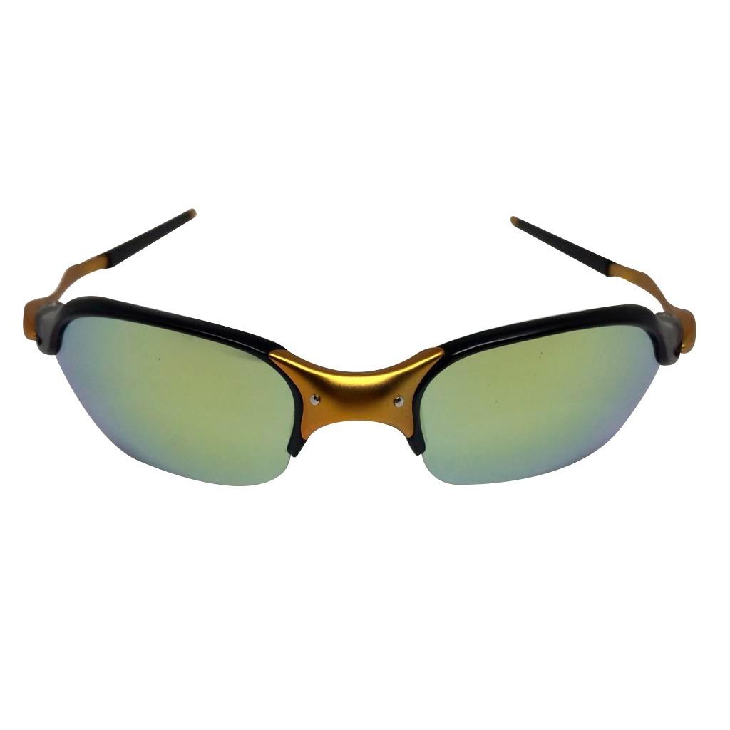 oculos oakley juliet romeo 2 black 24k lente verde claro. Carregando zoom. e59eac5b3e