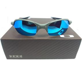 54b7d3ca6 Óculos Oakley Romeo 2 Dourado Lente Ice Iridium - Óculos no Mercado Livre  Brasil
