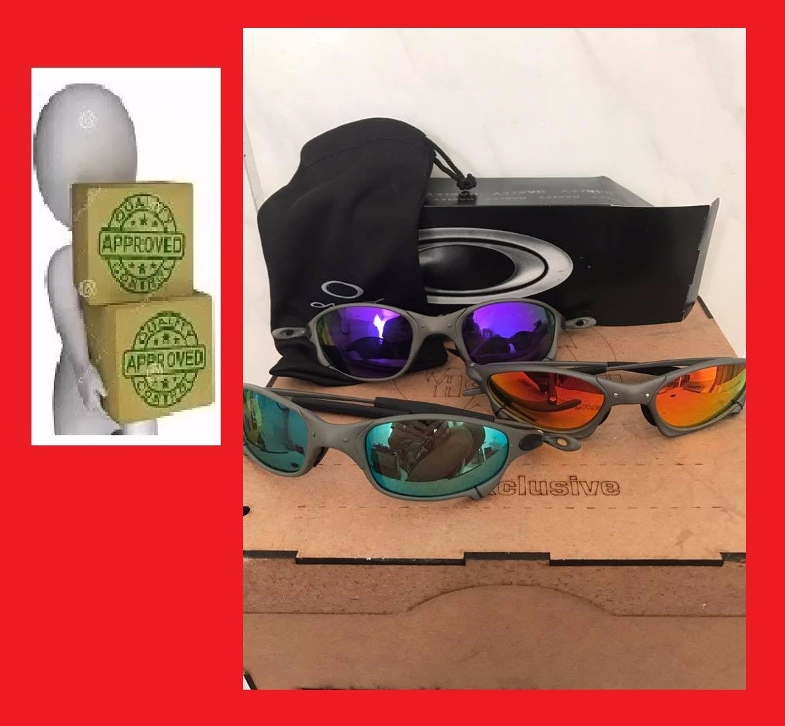 60f5fabae óculos oakley juliet romeo 24k x-squared double várias cores. Carregando  zoom.
