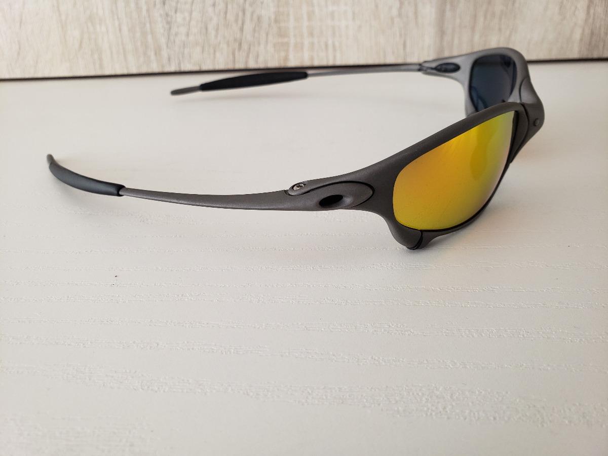 Oculos Oakley Juliet Ruby Ciclope X Man Original - R  900,00 em ... 60389883ea