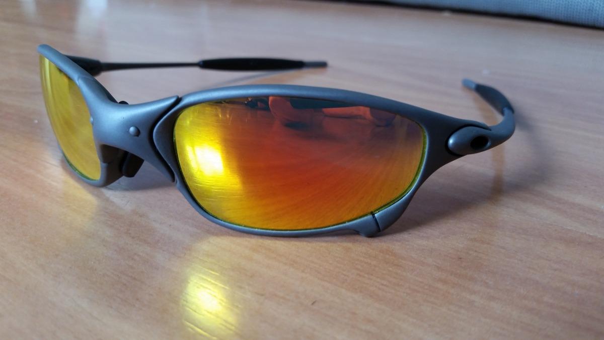 ecd73f1eb Oculos Oakley Juliet Ruby Iridium Original X-metal - R$ 2.999,00 em ...