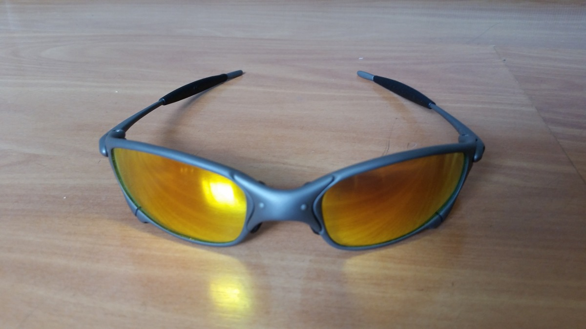8f92a4086b4ce Oculos Oakley Juliet Ruby Iridium Original X-metal - R  2.999
