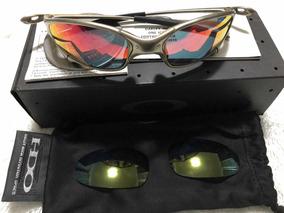 fea696c35 Vendo Oakley Juliet Usado - Óculos De Sol Oakley, Usado no Mercado Livre  Brasil