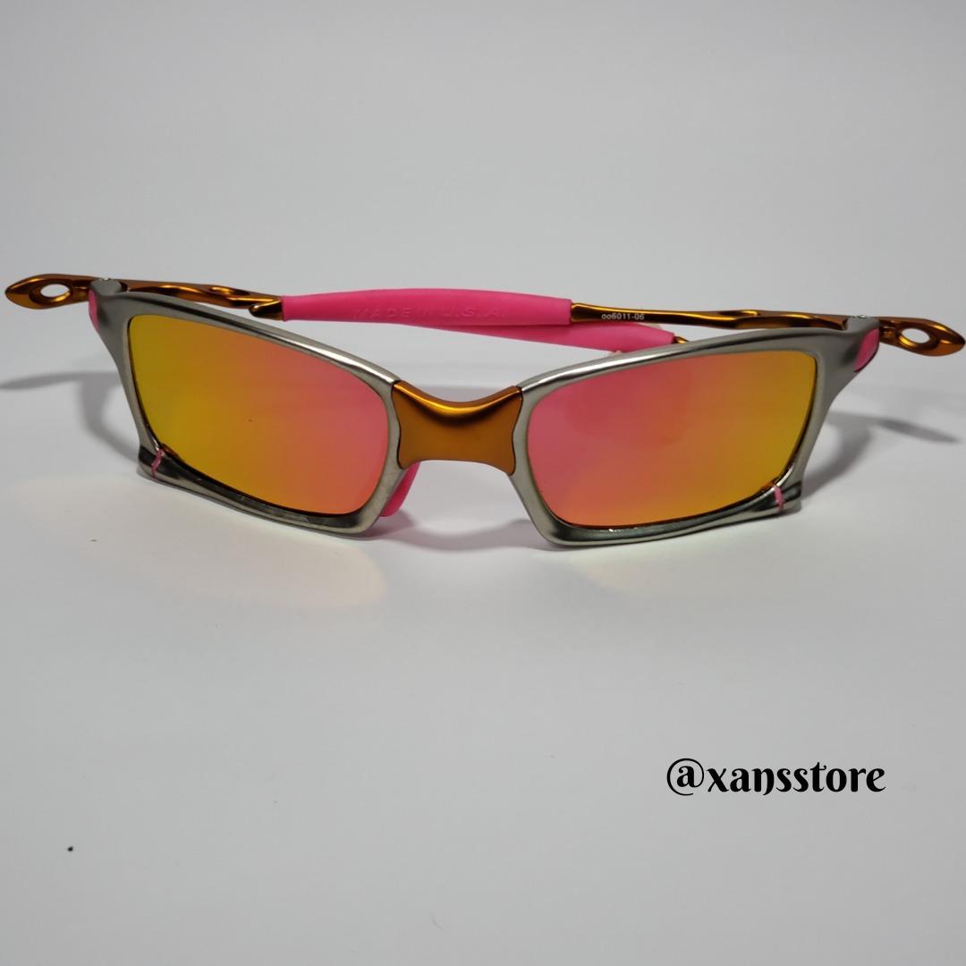 1a37a53a935e4 oculos oakley juliet squared rosa. Carregando zoom.