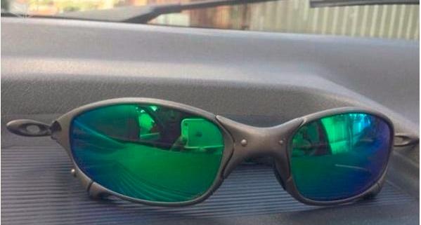 ecd14cd7c Óculos Oakley Juliet X- Metal - R$ 350,00 em Mercado Livre