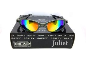 5114e18ea Replica Perfeita De Ferro De Oculos Juliet(100%identica) - Óculos no  Mercado Livre Brasil