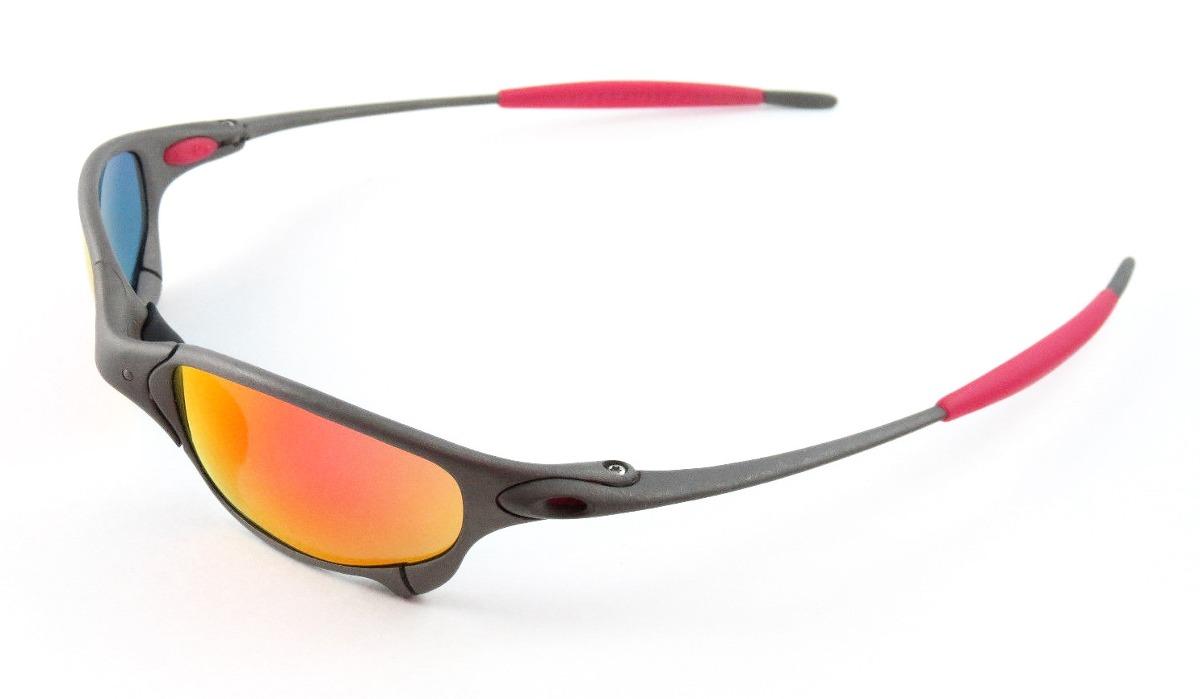 c07878c65 oculos oakley juliet x metal ruby iridium numerado original. Carregando zoom .