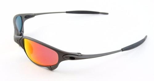 Oculos Oakley Juliet X Metal Ultra Red Ciclope Original - R  1.150 ... 26beb991c8