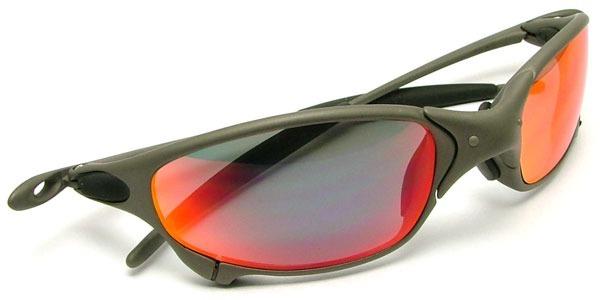 Oculos Oakley Juliet X Metal Ultra Red Ciclope Original - R  1.200 ... c3aafa1aaa7