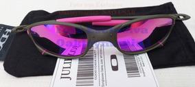 bf17cc642 Juliet Rosa - Óculos De Sol Oakley Juliet com o Melhores Preços no Mercado  Livre Brasil