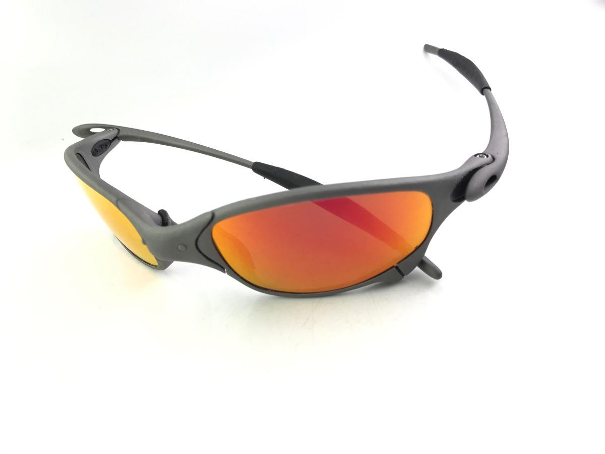 b0d5da486 Óculos Oakley Juliet Xmetal Lentes Ruby Iridium - R$ 1.350,00 em ...