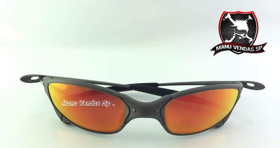 6a8113d52 Óculos Oakley Juliet Xmetal Rubi Original - R$ 1.265,00 em Mercado Livre