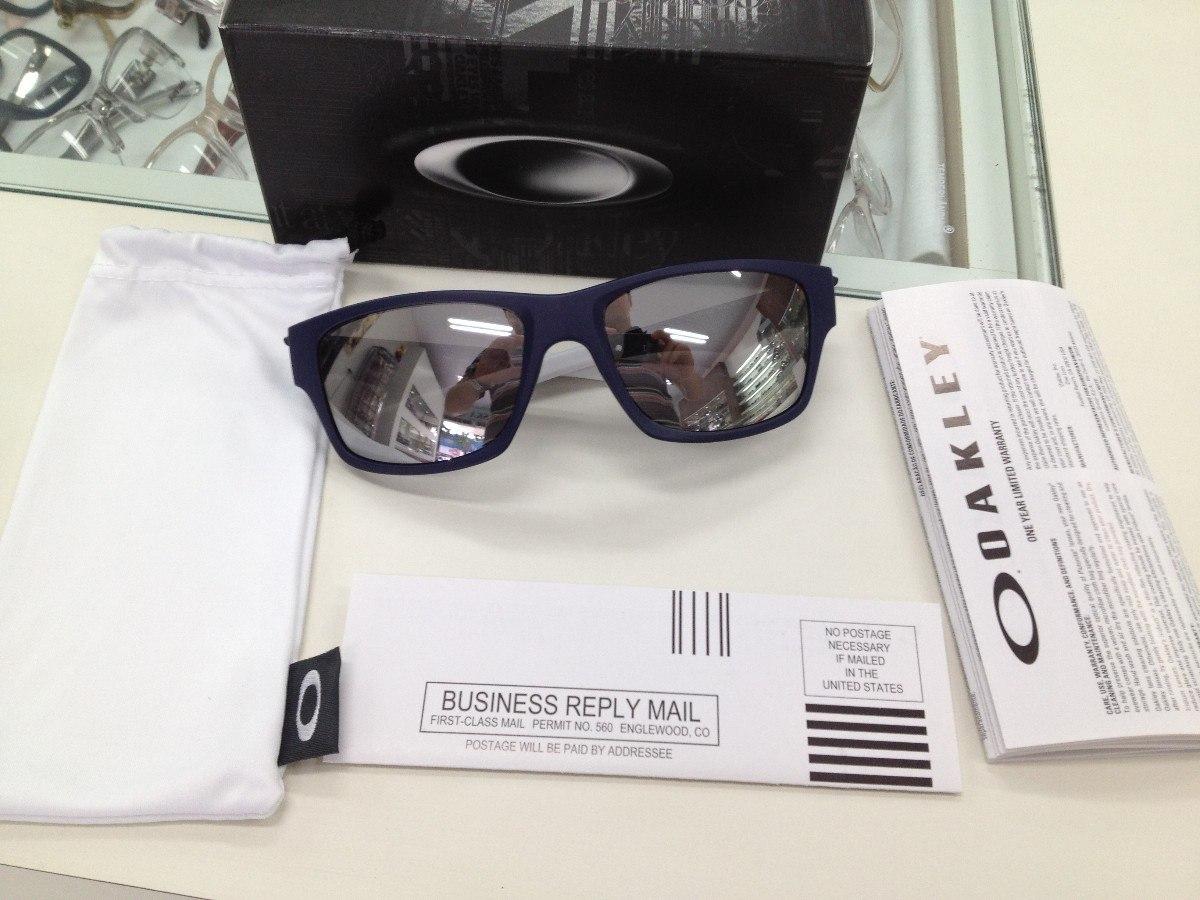 Oculos Oakley Jupiter 009135-02 Matte Navy Pronta Entrega - R  439 ... b91feb957e