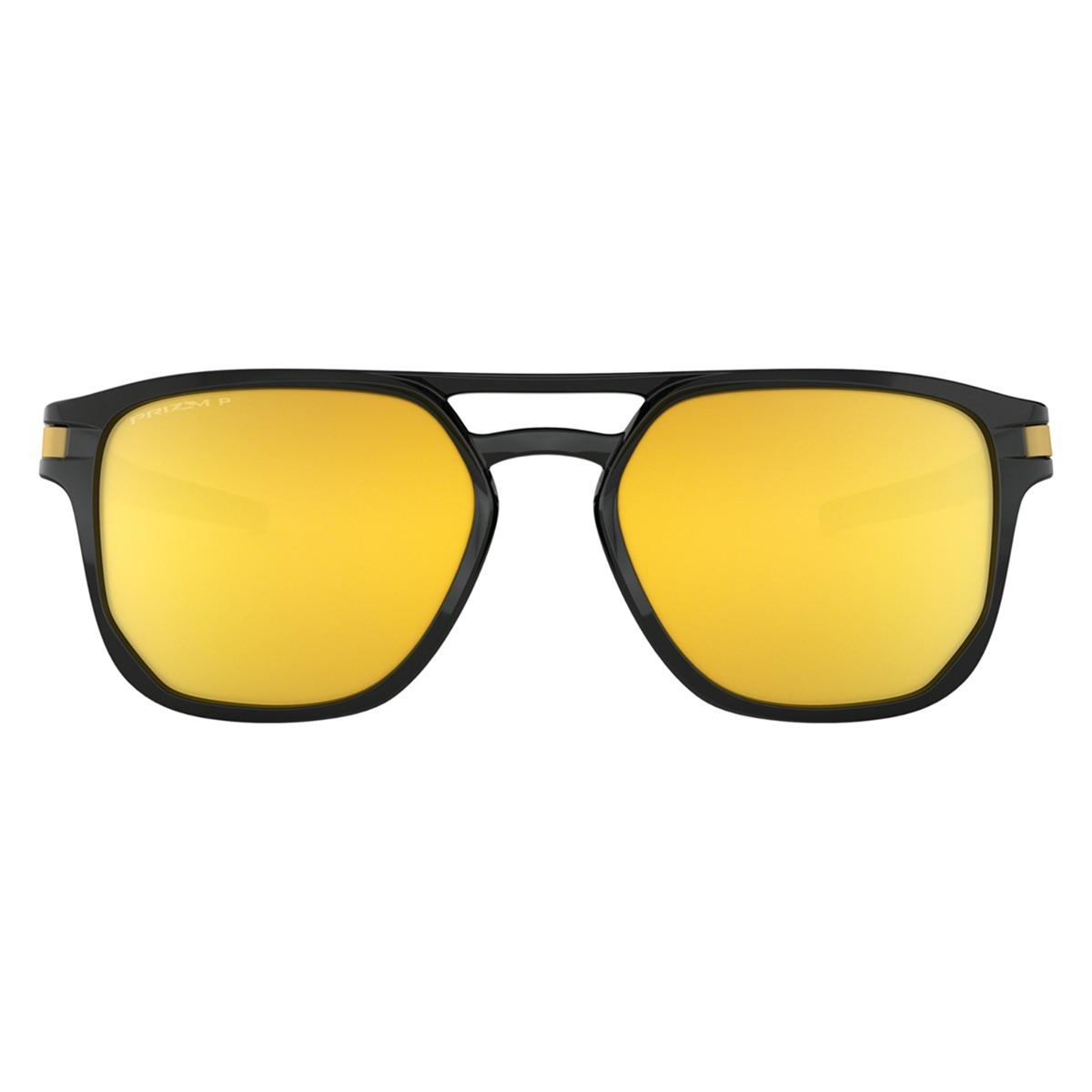 a15b75362e2dd Óculos Oakley Latch Beta Prizm Preto - R  680,00 em Mercado Livre