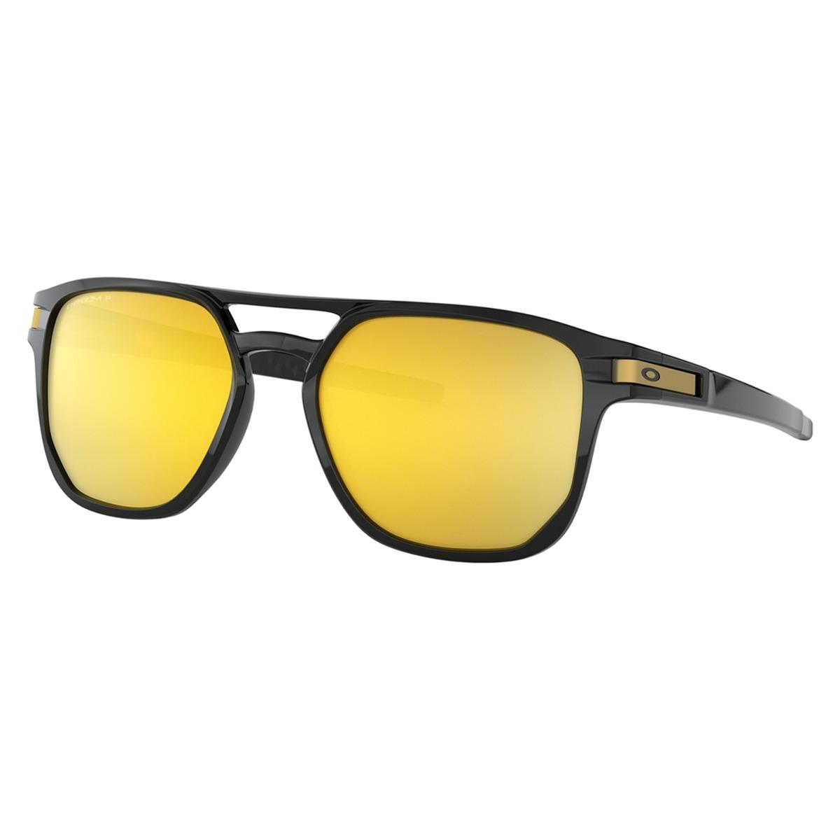 89c0f824834e0 Óculos Oakley Latch Beta Prizm Preto - R  680,00 em Mercado Livre