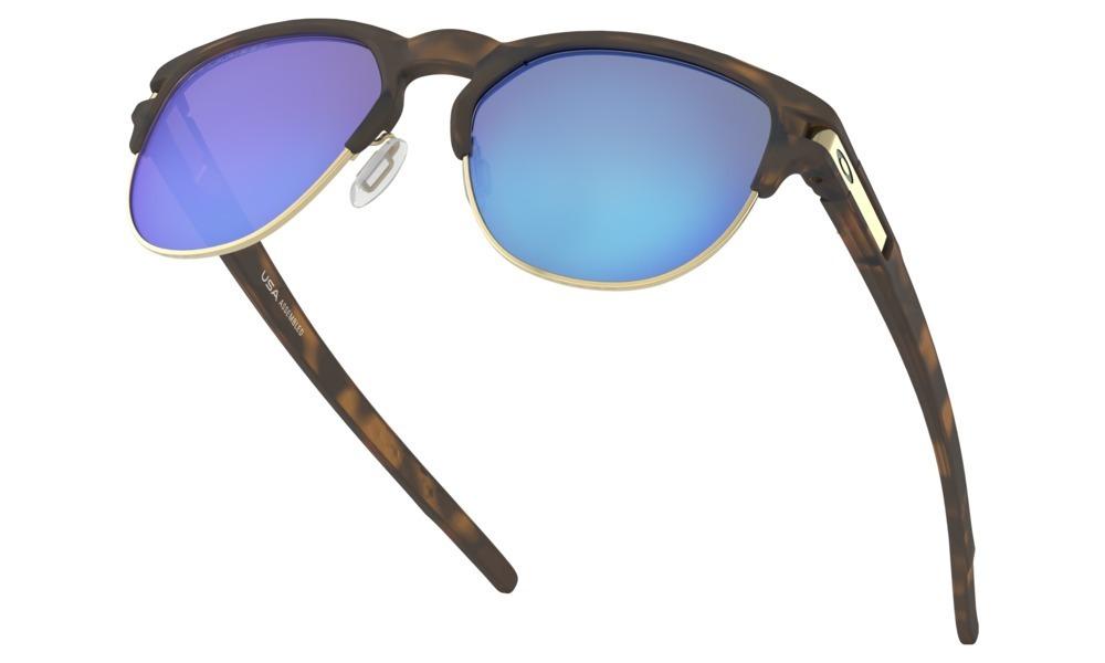 2715b0336 Óculos Oakley Latch Key Brown Lente Sapphire Polarizada - R$ 549,00 ...