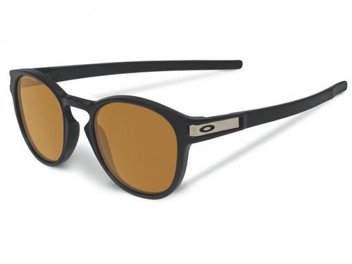 91e258701325b Óculos Oakley Latch Matte Black Polarizado - Feminino - R  519,90 em ...