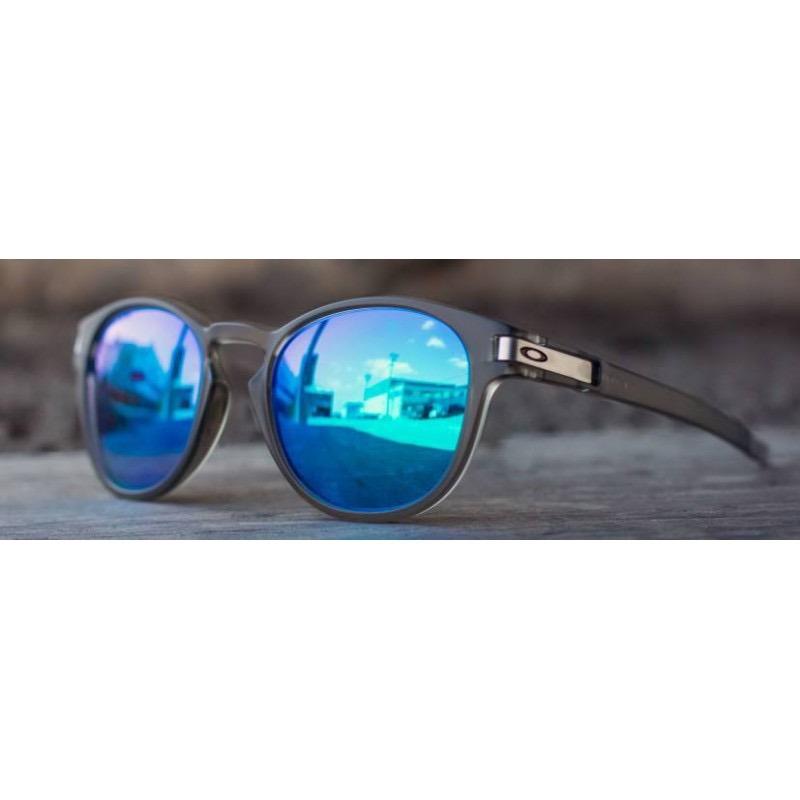 2bb45c8c4c2cc oculos oakley latch matte sapphire polarized frete gratis. Carregando zoom.