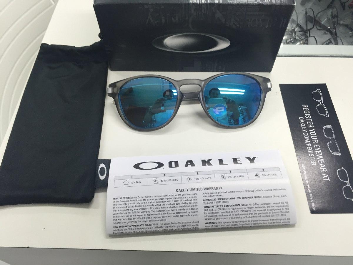 9df3a61bf922a oculos oakley latch polarizado oo9265-08 53 original p. ent. Carregando  zoom.